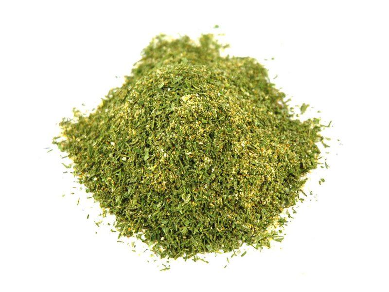 Dill powder