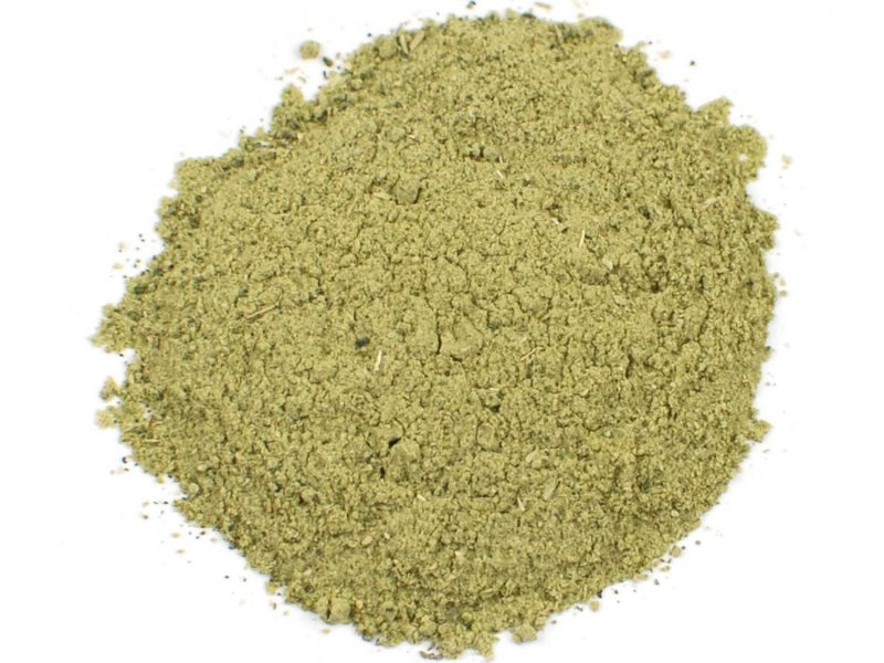 Leek powder