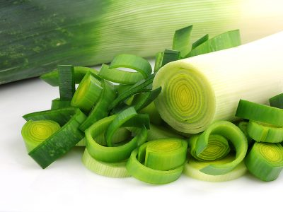 Leeks-fresh-sliced