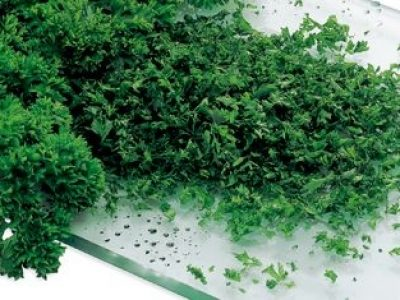 Parsley fine cut