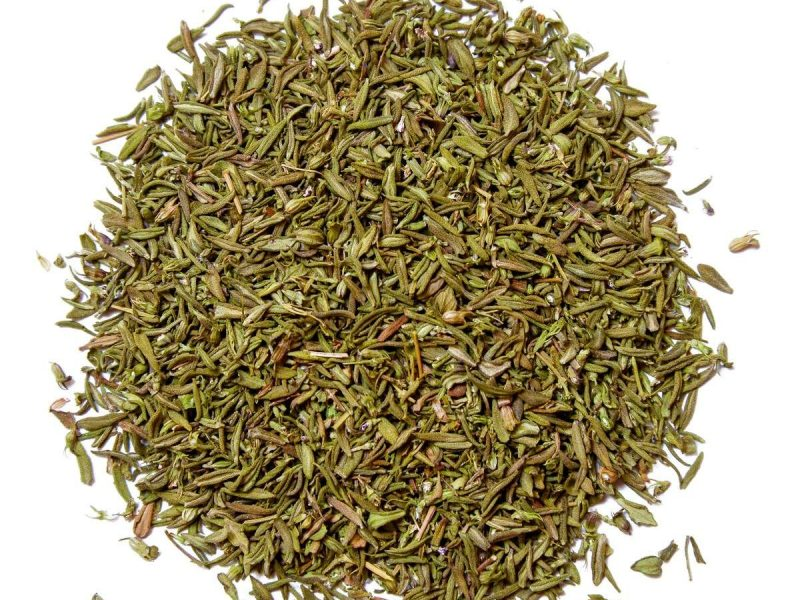 Thyme crushed