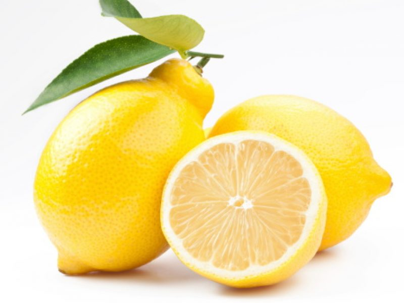 Lemon whole