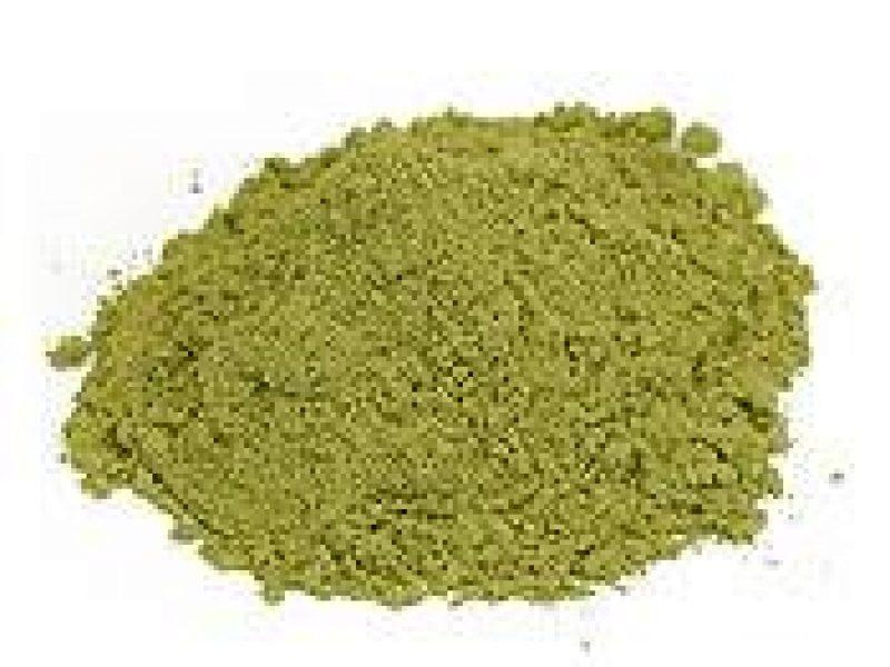 Mallow powder