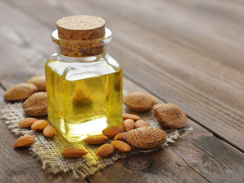 common almond tree oil